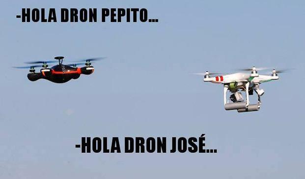 OK dron pepito