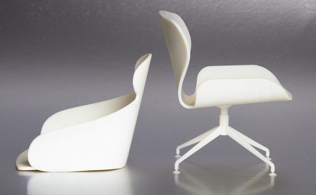 Prototipo 3d de silla, diseño Gemma Bernal, impresos tecnologia Polyjet_-9