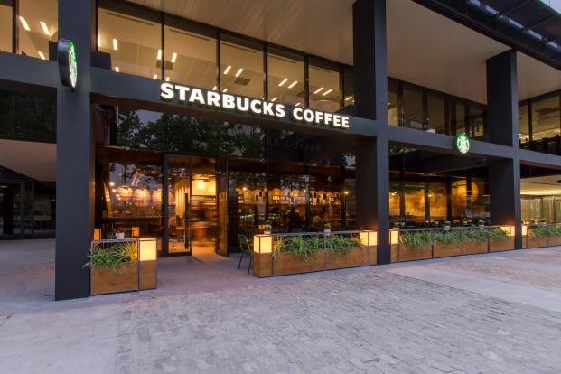 Starbucks madrid en la castellana diariodesign