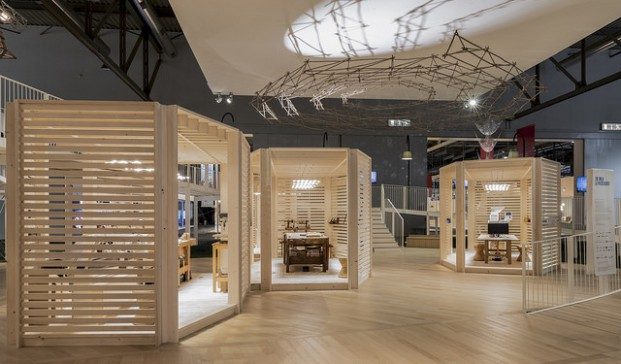 The Walk Salone del Mobile 2015  Laboratorio
