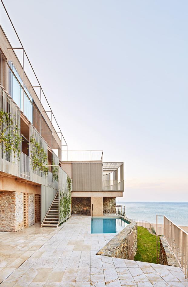 casa bastida premios fad arquitectura 2015 bosch capdeferro sa riera