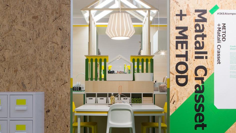 Ikeatemporary se instala en milán: una reflexión sobre la vida en ...