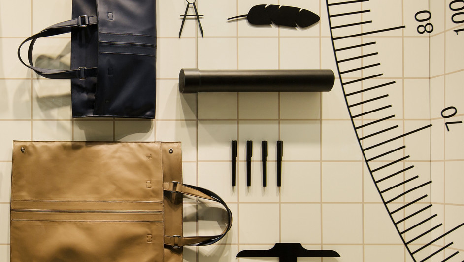 1 architect bag nendo