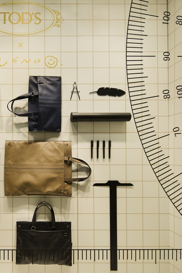 13 architect bag nendo