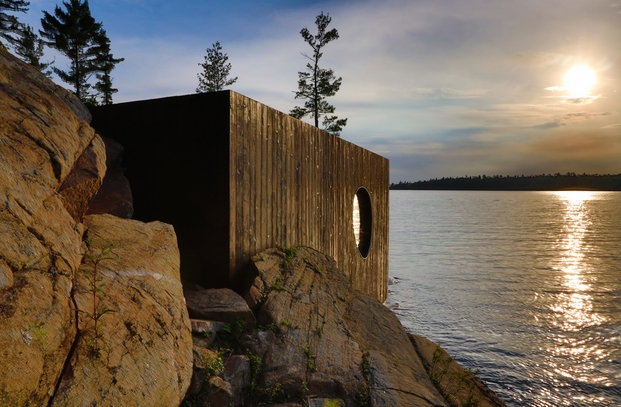 3 sauna grotto