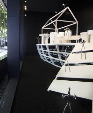 Roca Madrid Gallery_Arca de Noé apertura