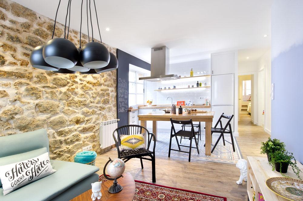 A Coruña for Rent! Egue y Seta desmontan los tópicos del piso de ...