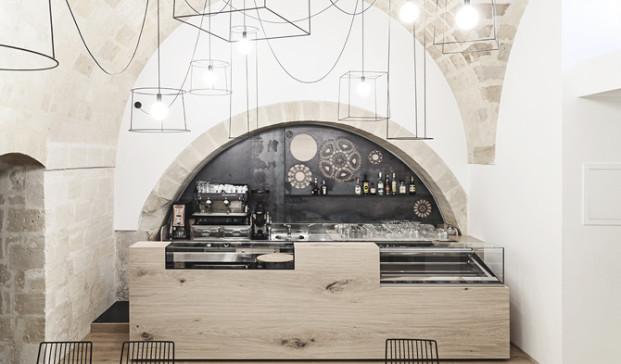 Caffe Ridola Manca Architetti diariodesign