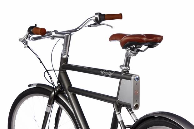 bicicleta electrica faraday diariodesign