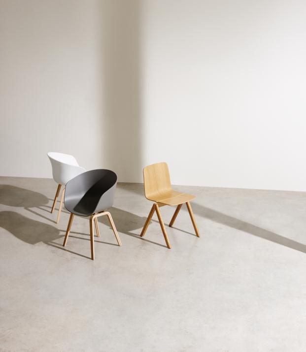 sillas de la coleccion COS X HAY diariodesign