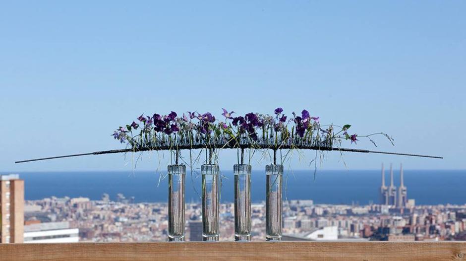 Escola d'art Floral apertura