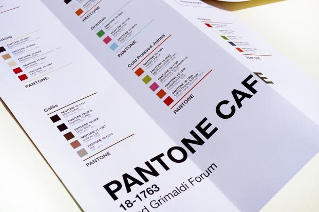 Pantone Cafe 6