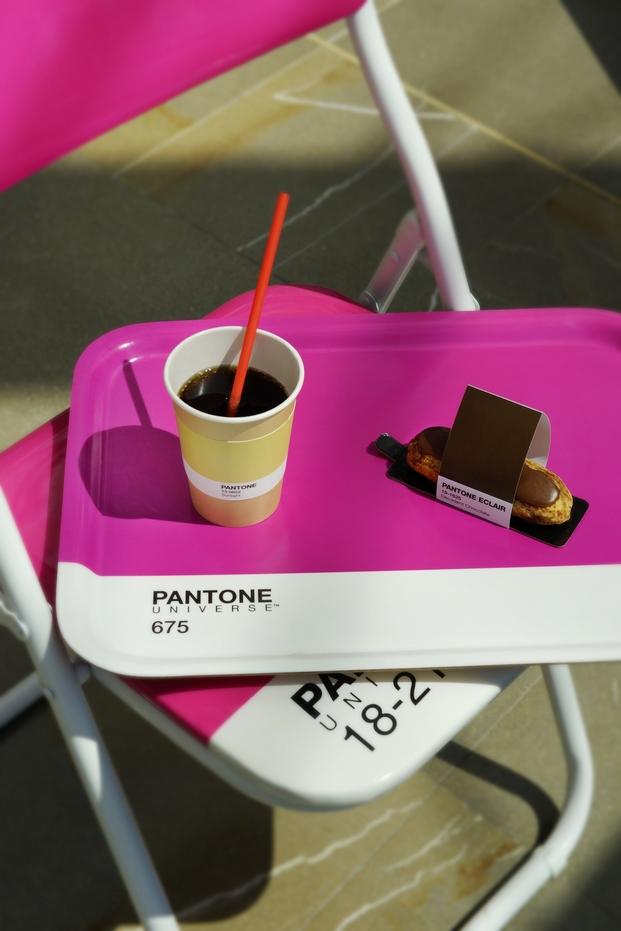 Pantone Cafe 9