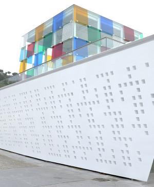 Centre pompidou malaga