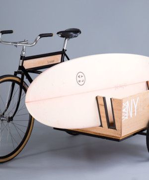 1 side car bicycle