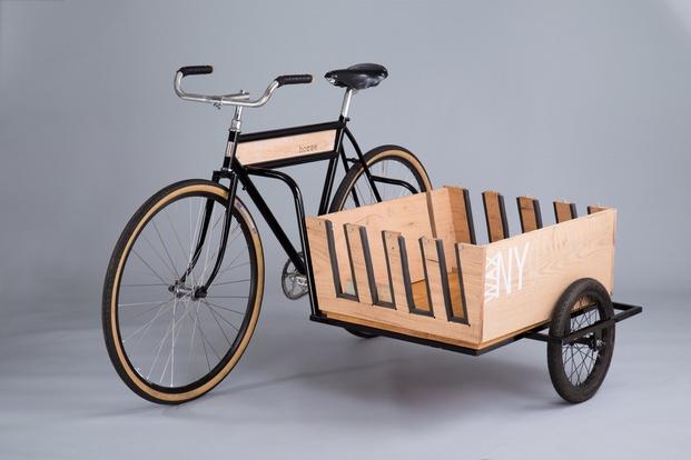 12 side car bicycle