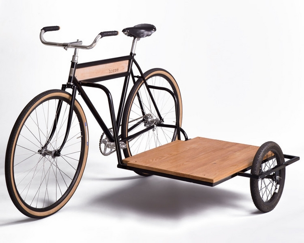 2 side car bicycle