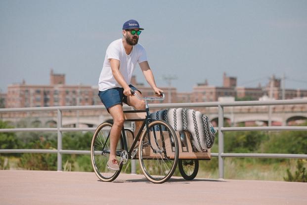 3 side car bicycle