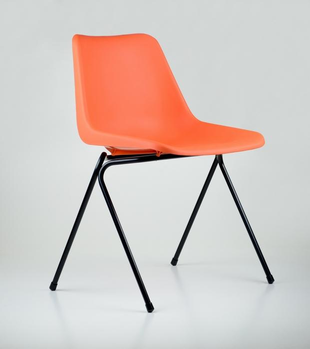 5 polypropylene chair robin day