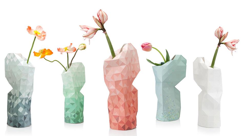 9 Paper Vase, Pepe Heykoop apertura