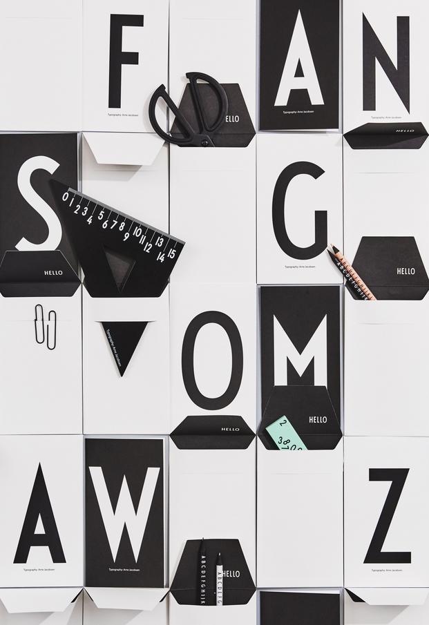 9 design letters
