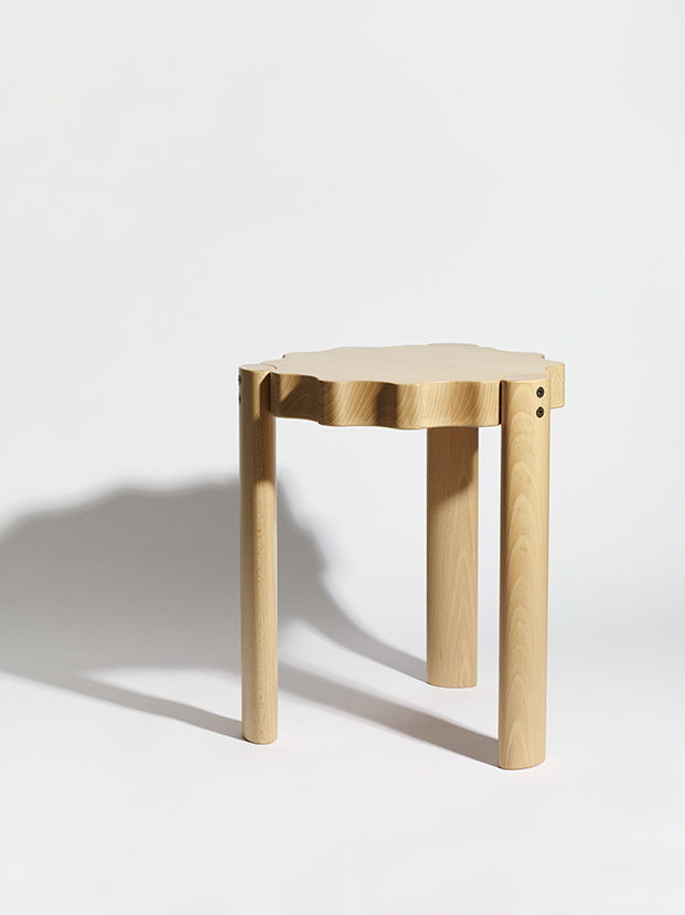 Ace hotel London Shoreditch stool by Philippe Malouin diariodesign