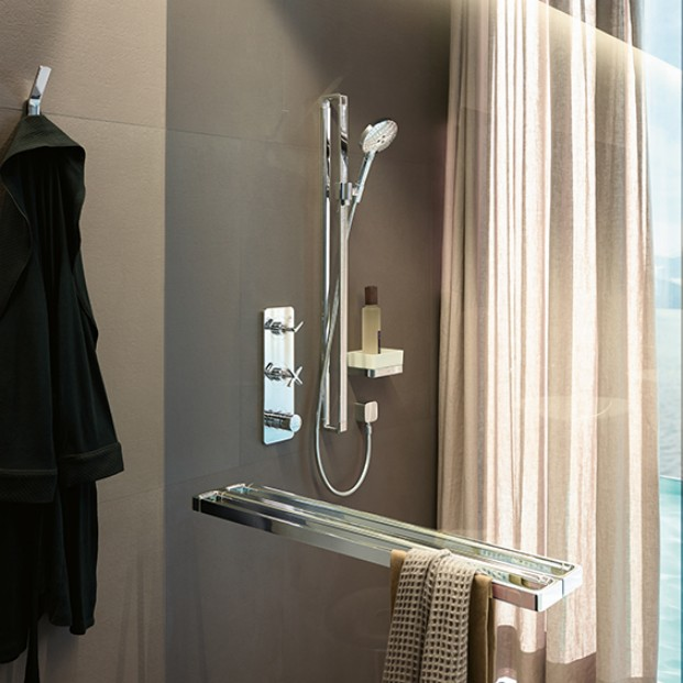 grifer a axor citterio e la esencia del lujo. Black Bedroom Furniture Sets. Home Design Ideas