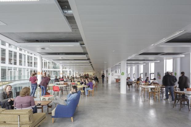 Interior Bruxelles Environnement cepezed