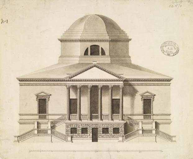 Chiswick-House-by-Lord-Burlington-1729-(c)-RIBA-Collections