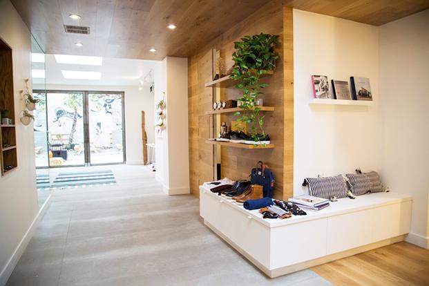 estilo escandinavo Concrete + Water la tienda más hipster de NYC