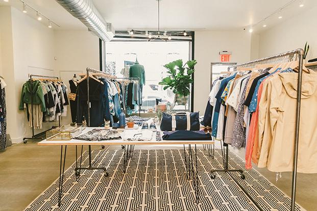 Concrete + Water la tienda más hipster de NYC