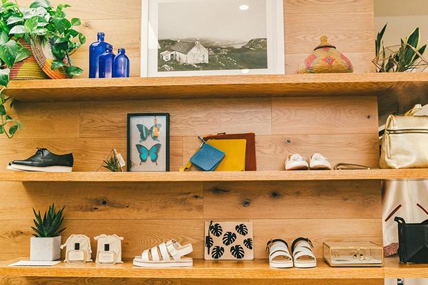 moda Concrete + Water la tienda más hipster de NYC
