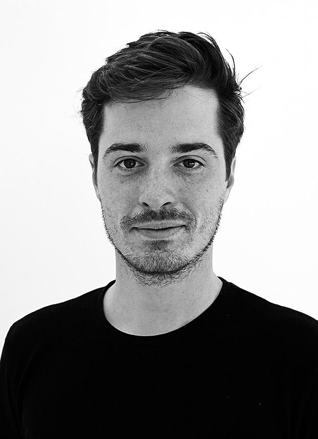 Marcin Rusak portrait en ace hotel diariodesign