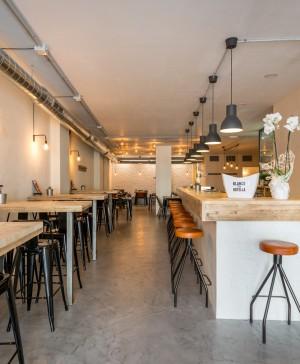 Restaurante Sudeste de Estudio Arze 1 (Copiar)