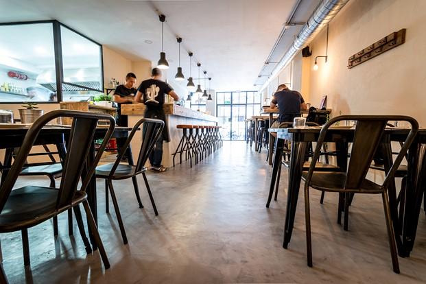 Restaurante Sudeste de Estudio Arze 11 (Copiar)