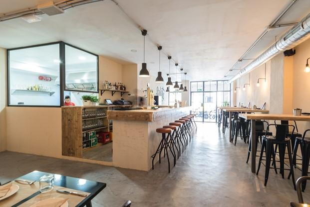 Restaurante Sudeste de Estudio Arze 7 (Copiar)