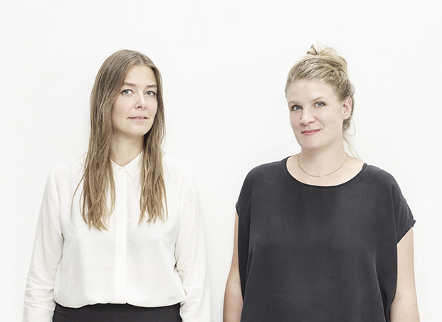 Veronica Dagnert y Helena Jonasson ace hotel