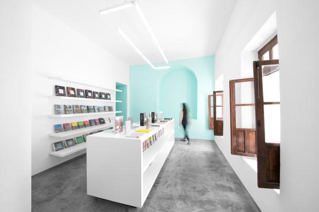 libreria conarte en monterrey de anagrama diariodesign