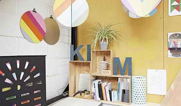 Kim Thome - For Swarovski - Photographed at his London Studio - 2015