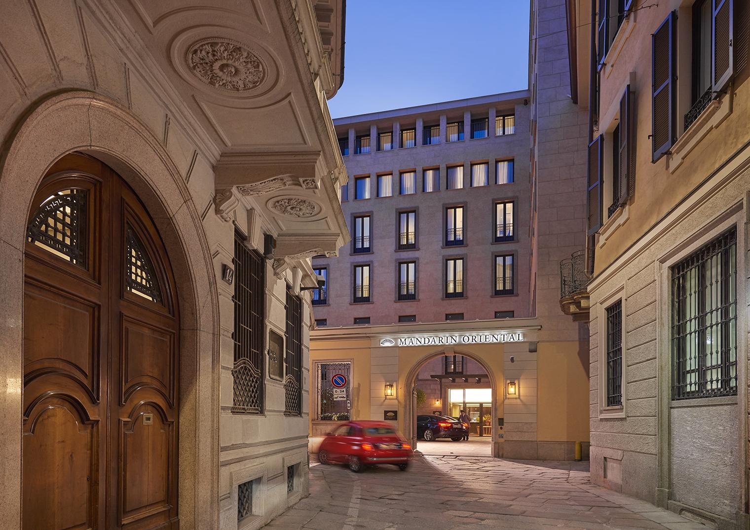 Mandarin oriental dise o citterio el nuevo punto de for Arquitectura de hoteles