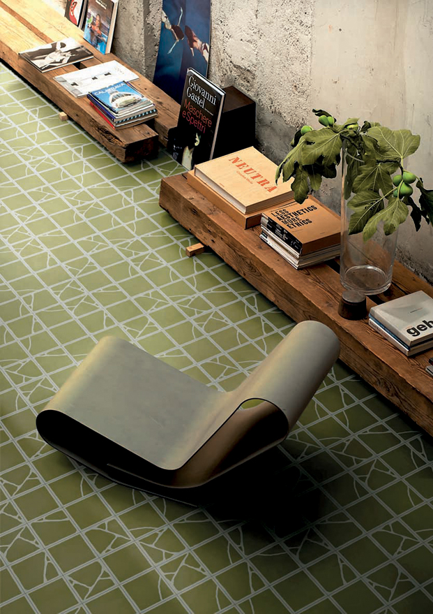 1 Bisazza-Cementiles_Broke-Green_design-Tom-Dixon