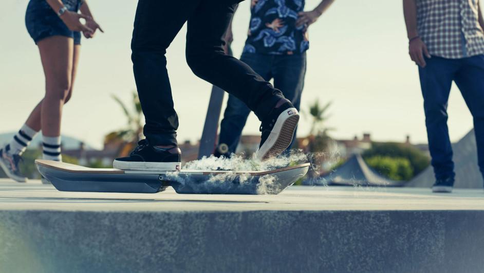 1 lexus hoverboard