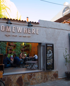 1 somewhere café