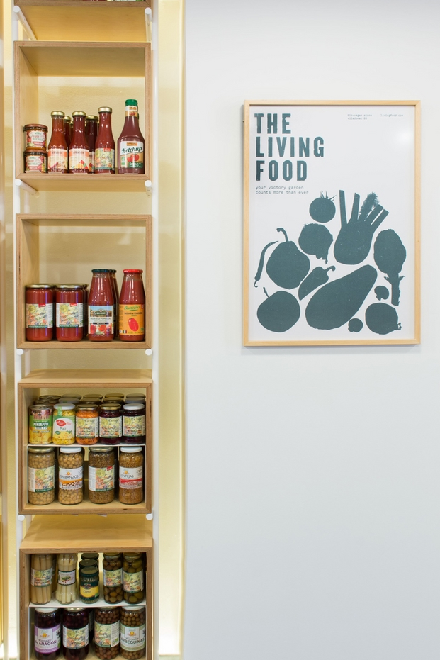 12 the living food