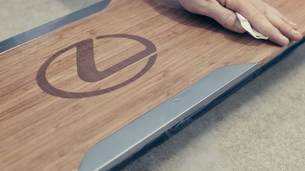 13 lexus hoverboard