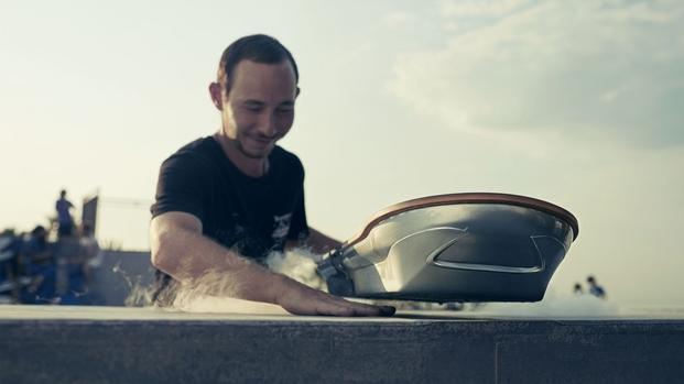 15 lexus hoverboard