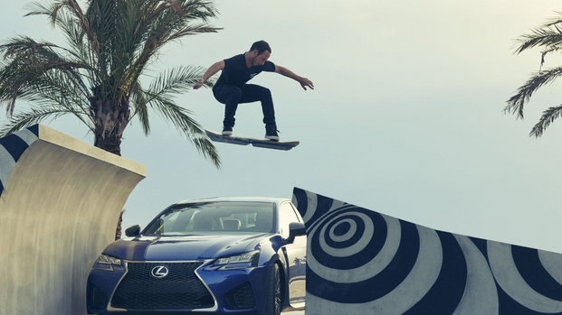 3 lexus hoverboard