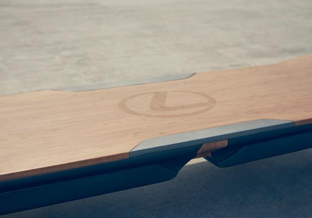4 lexus hoverboard
