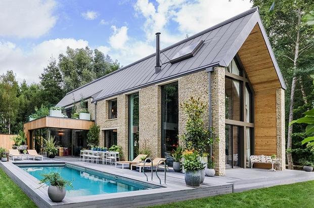 the barnhouse casa inglaterra lujo y diseño kate moss diariodesign