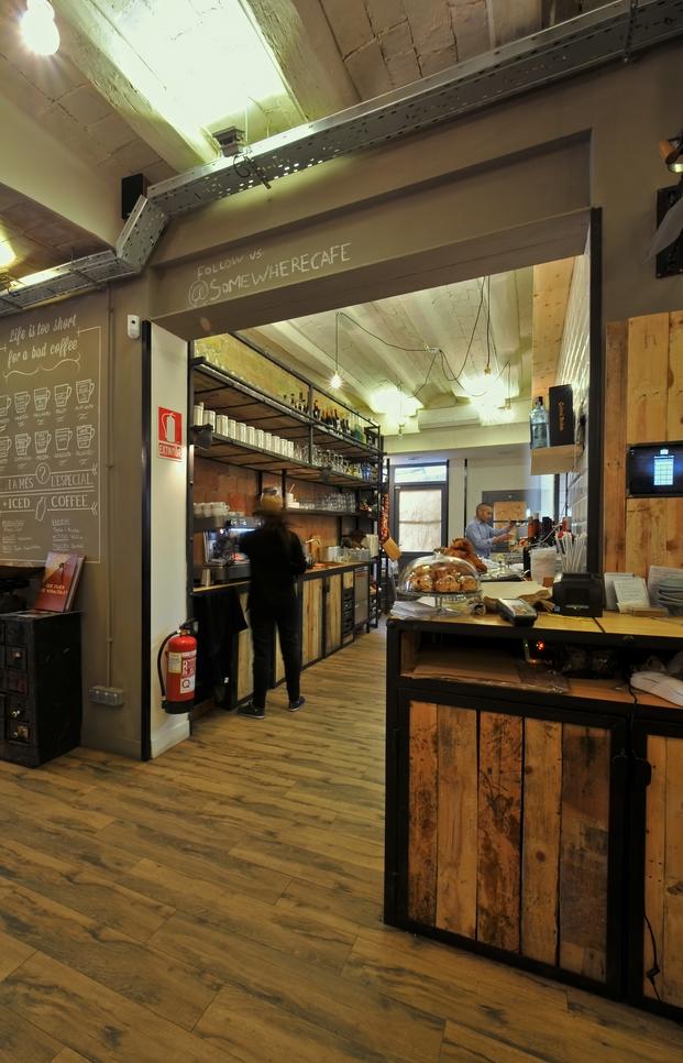 7 somewhere cafe